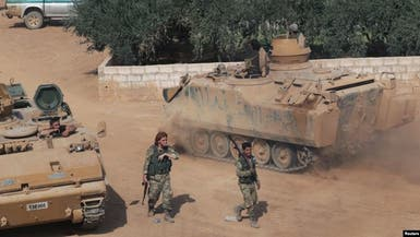 15 قتيلاً باشتباكات بين قوات موالية لأنقرة ومقاتلين أكراد