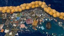 هولندي يكشف عن معدة تجمع نفايات بلاستيكية من الأنهار