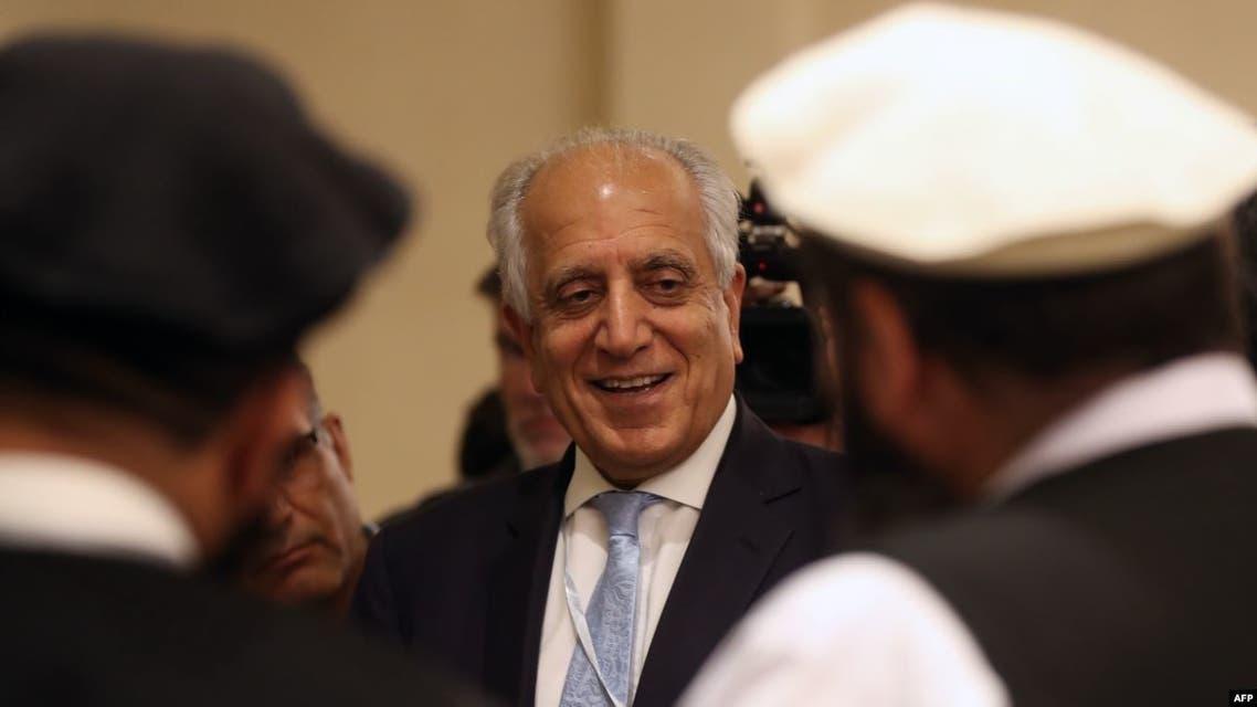 نماینده ویژه امریکا برای گفتوگو در مورد صلح وارد کابل شد