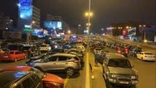 لبنان: جنوبی شہر صیدا میں مرکزی شاہراہوں کو بند کرنے والے متعدد مظاہرین گرفتار