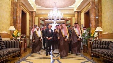 مباحثات سعودية سويسرية.. لتطوير العلاقات بشتى المجالات
