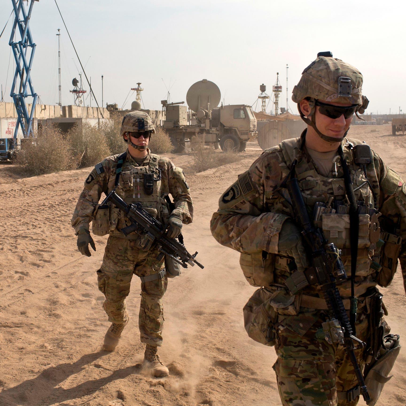 التحالف: التعاون مع بغداد والبيشمركة ضروري لمنع عودة داعش