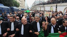 Algeria judges launch open-ended strike ahead of polls