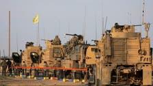 شمالی شام کی آئل فیلڈز امریکی فورس کے تحفظ میں