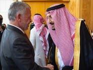 الملك سلمان يبحث مع العاهل الأردني المستجدات الإقليمية