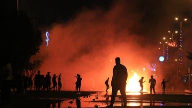 كربلاء.. سقوط جرحى في اشتباكات بين قوات الأمن والمحتجين
