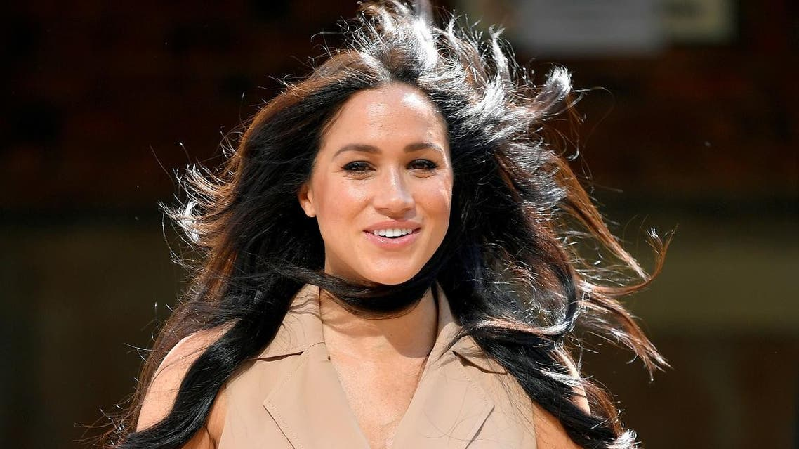 Britain's Meghan Markle, Duchess of Sussex, visits the University of Johannesburg. (File photo: Reuters)