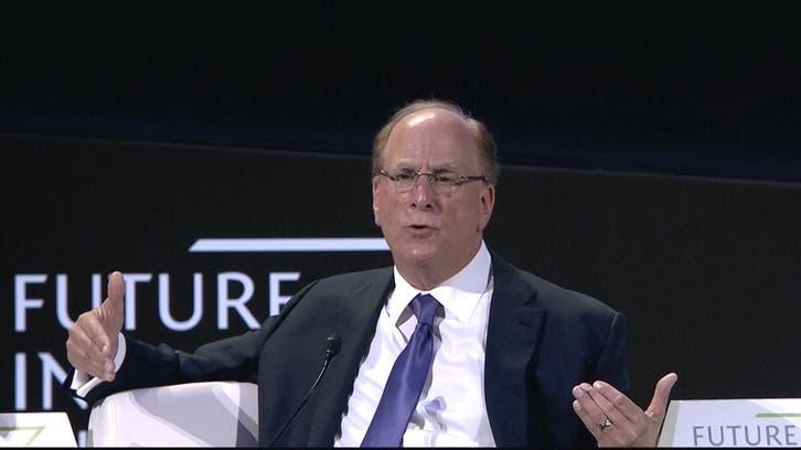Blackrock CEO says high probability of oil reaching $100/barrel: Saudi Arabia's FII