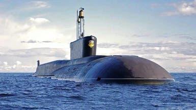 أحدث غواصة نووية روسية تطلق صاروخاً باليستياً