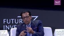 Softbank CEO Rajeev Misra discusses AI at Future Investment Initiative