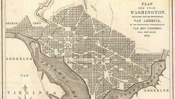 هكذا نشأت العاصمة الأميركية واشنطن
