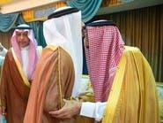 الملك سلمان يستقبل وزير الخارجية الإماراتي