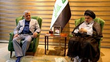 Iraq's al-Sadr and his political rival al-Amiri join forces to oust PM
