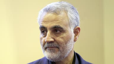 قاسم سليماني في بغداد.. مع المئات من الحرس الثوري