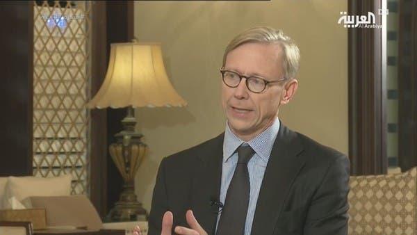 هوك: سنواصل فرض عقوبات على إيران حتى تقبل التفاوض مجدداً