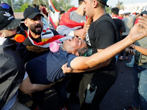 غموض في العراق.. من استورد قنابل اخترقت جماجم المحتجين؟