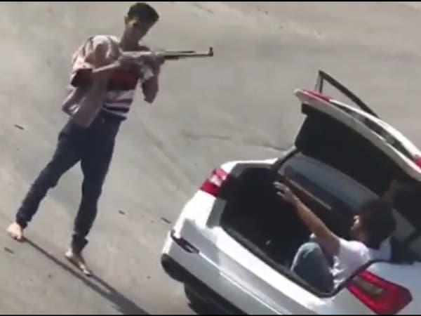 إشهار سلاح في الرياض وخطف رجل.. وهذه التفاصيل