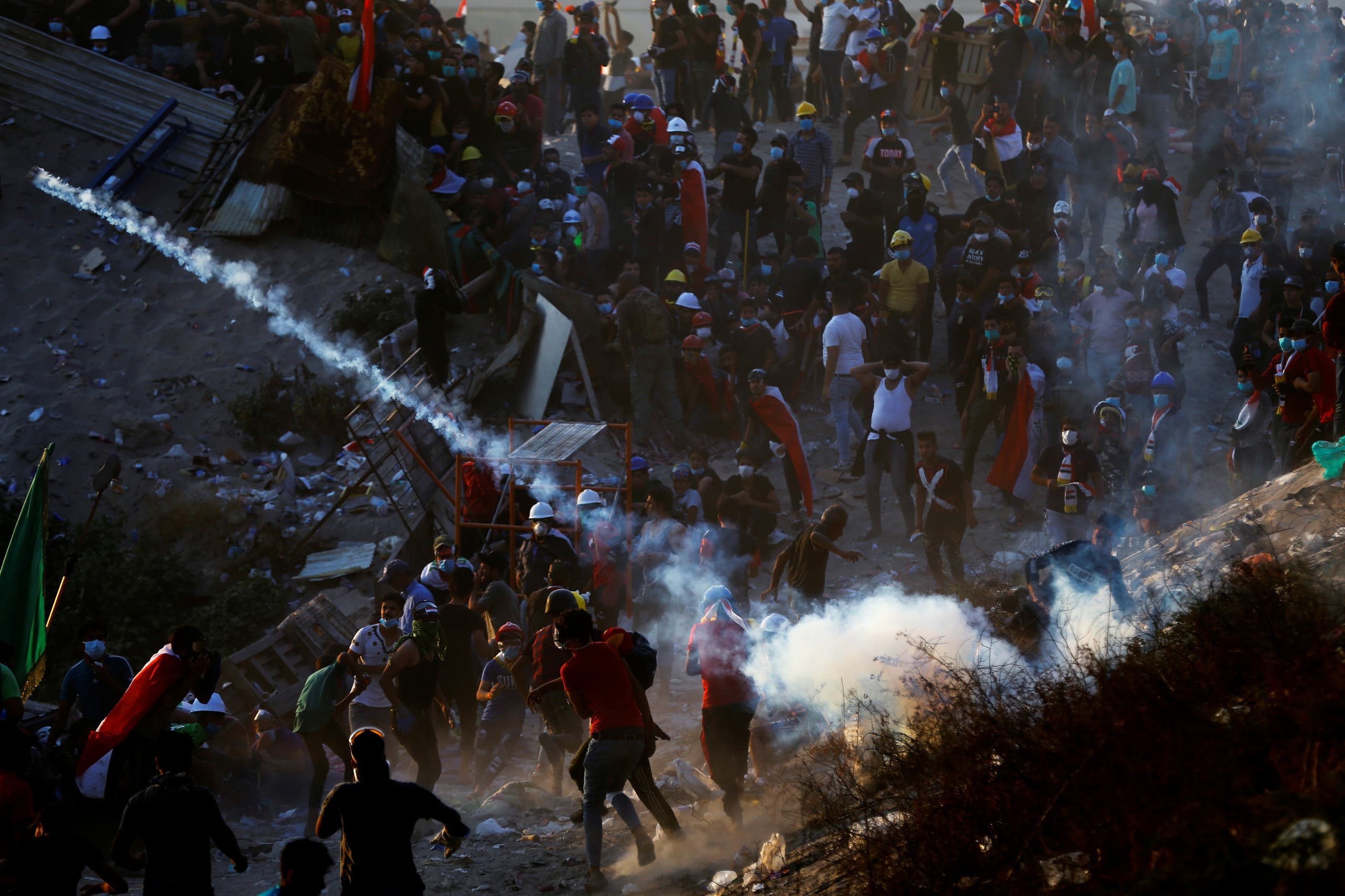 العراق 1 نوفمبر رويترز