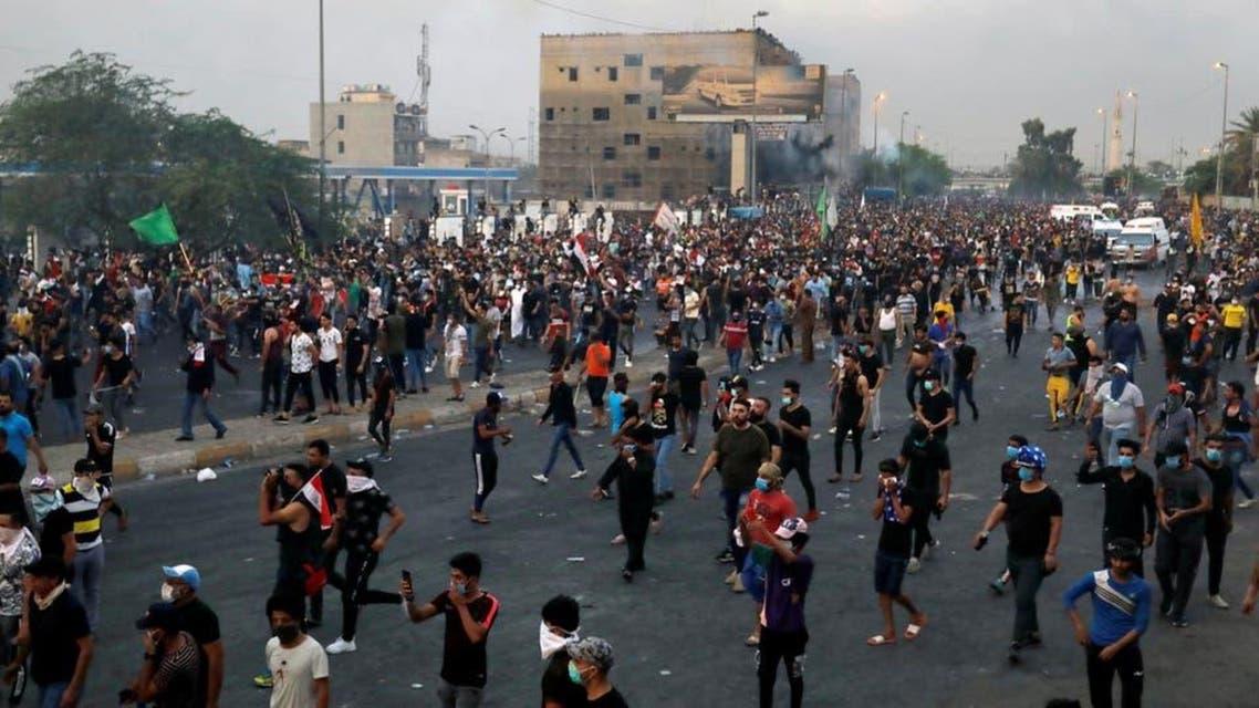 Iraq: Protester