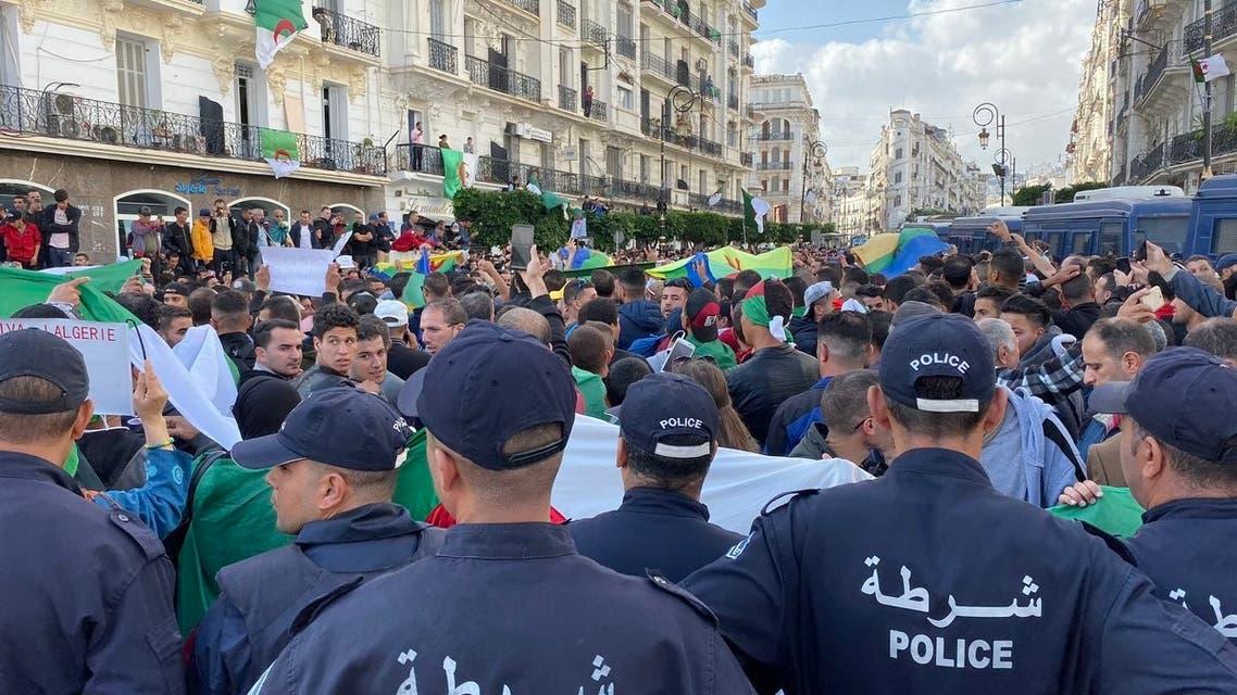 تظاهرات الجزائر 1