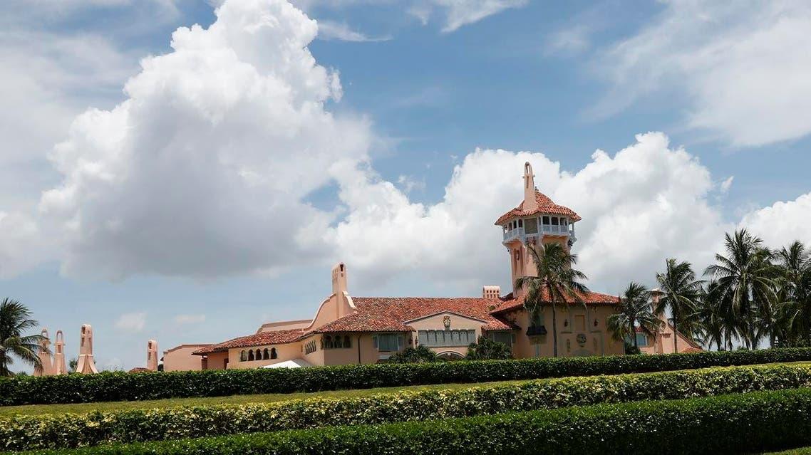President Donald Trump's Mar-a-Lago estate is shown. (File photo: AP)