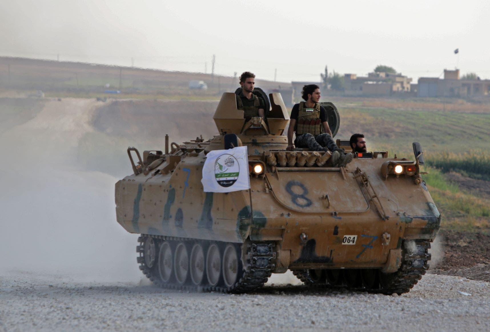 فصائل موالية لتركيا في سوريا (أرشيفية)