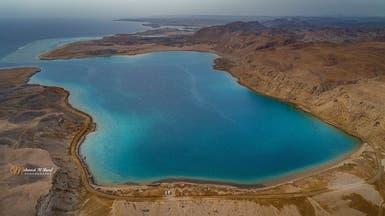 بالصور.. شواطئ لم ترها من قبل شمال غربي السعودية
