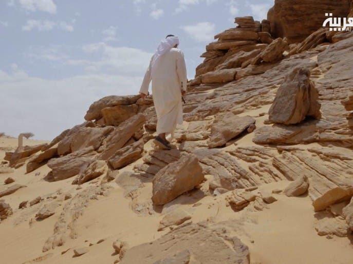 """على خطى العرب   صحراء ممطرة خضراء - """"الرحلة السادسة"""" الحلقة 3"""