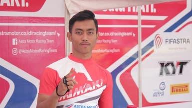 دراج إندونيسي يفارق الحياة في سباق جائزة ماليزيا الكبرى