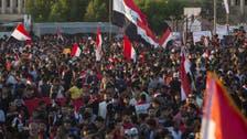 "فيديو موجع من البصرة.. شباب يبكون ""موطنهم"""