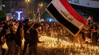 عبدالمهدي يطالب بدعم الحكومة لفرض الأمن