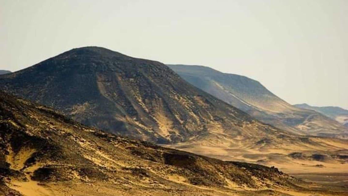 الصحراء السوداء 1