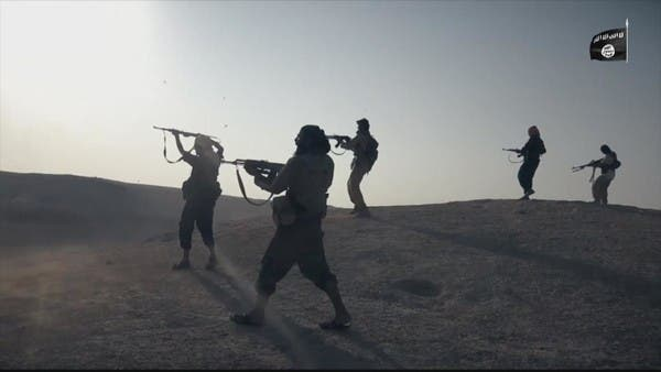 عناصر من داعش يقاتلون مع فصائل سورية موالية لتركيا