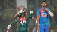 Mushfiqur fifty helps Bangladesh end India T20 jinx