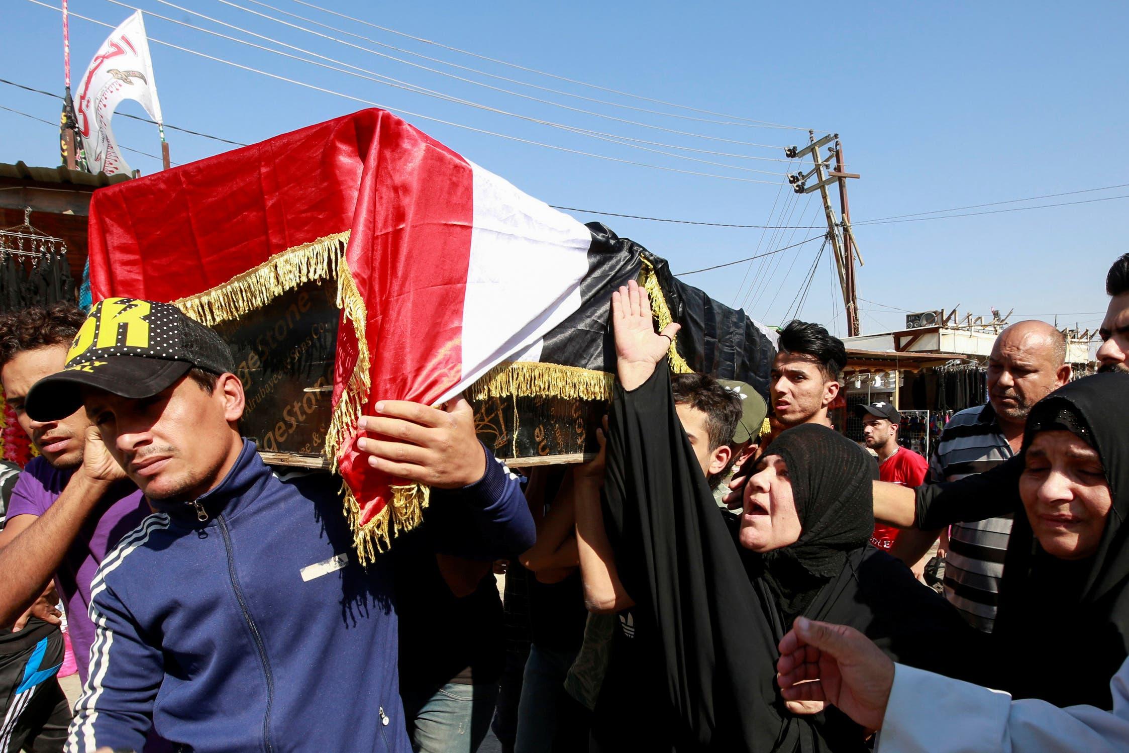 من بغداد (2 نوفمبر- رويترز)