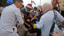 Iraqi activist and medic treating protesters abducted in Baghdad