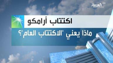 الاكتتاب العام في طرح أسهم شركة أرامكو السعودية