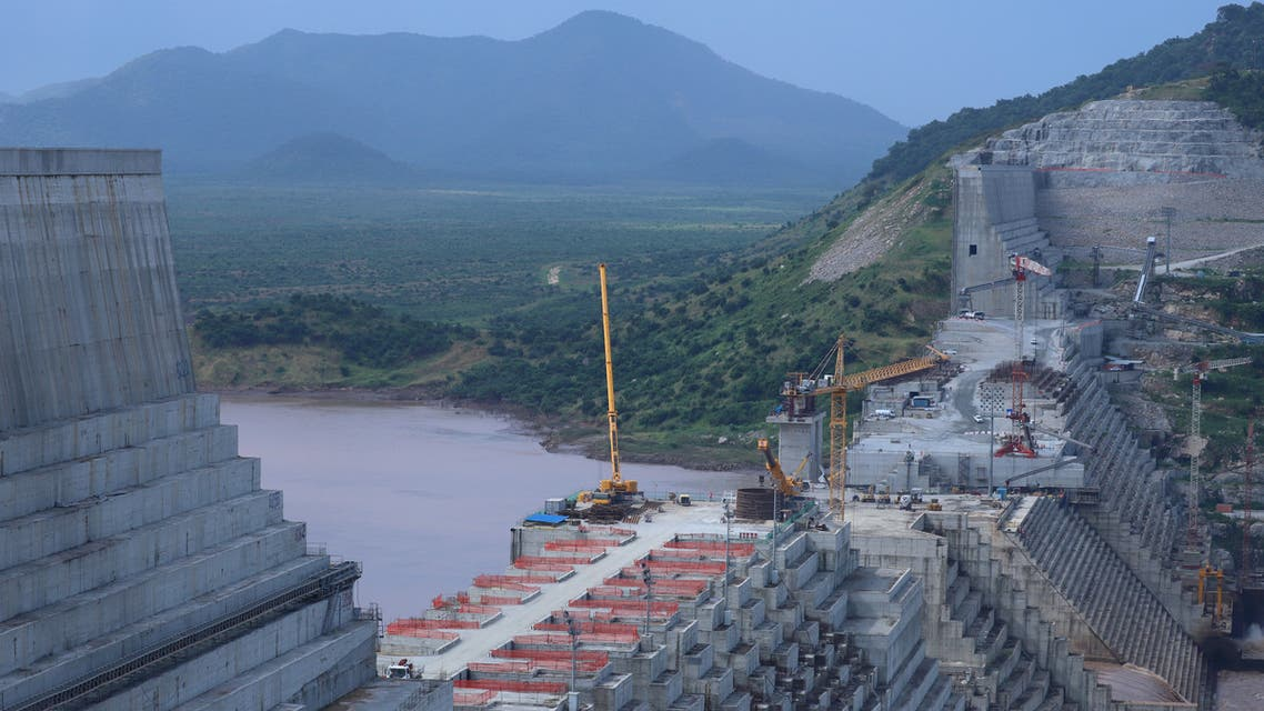 Renaissance Dam September 26 2019 REUTERS