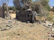 ليبيا.. الجيش يدمر 12 آلية للميليشيات قرب حدود تونس