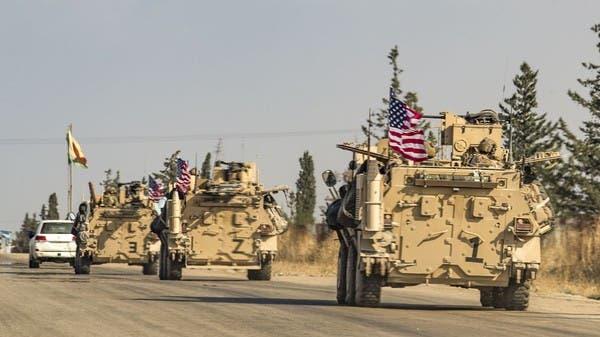 مسلحون موالون لتركيا يهاجمون قافلة أميركية قرب تل تمر السورية
