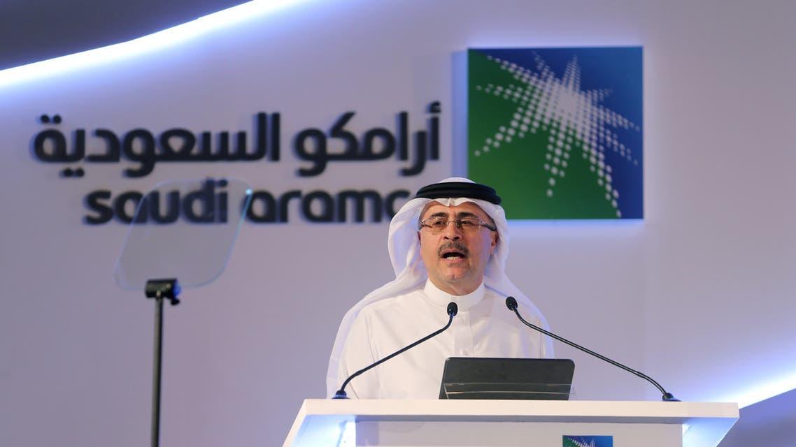 أمين الناصر الرئيس التنفيذي لشركة أرامكو السعودية