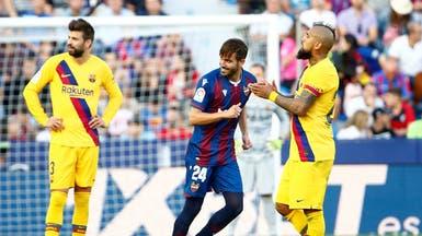 """""""كورونا"""" يهدد برشلونة بخسارة أكثر من 100 مليون يورو"""