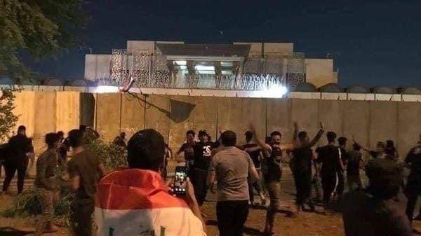 صحيفة أميركية: مهاجمة قنصلية إيران يؤشر للغضب العراقي ضد طهران