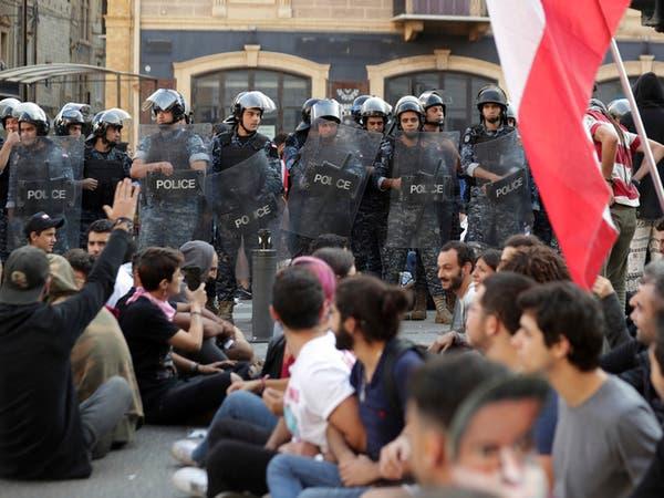 """""""إضراب عام"""" في لبنان.. وعون يدعو للحوار"""
