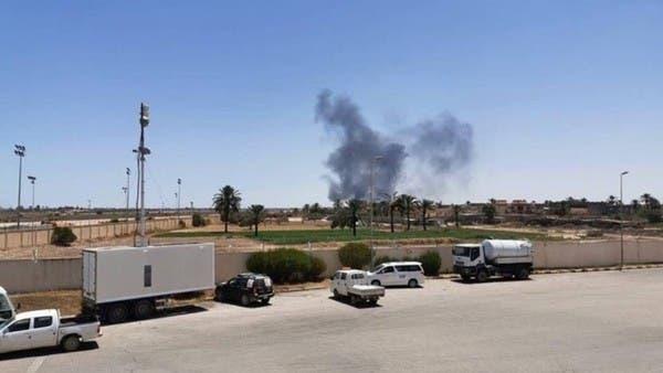 ليبيا.. الجيش يدمّر قواعد جديدة لتخزين طائرات الوفاق المسيّرة