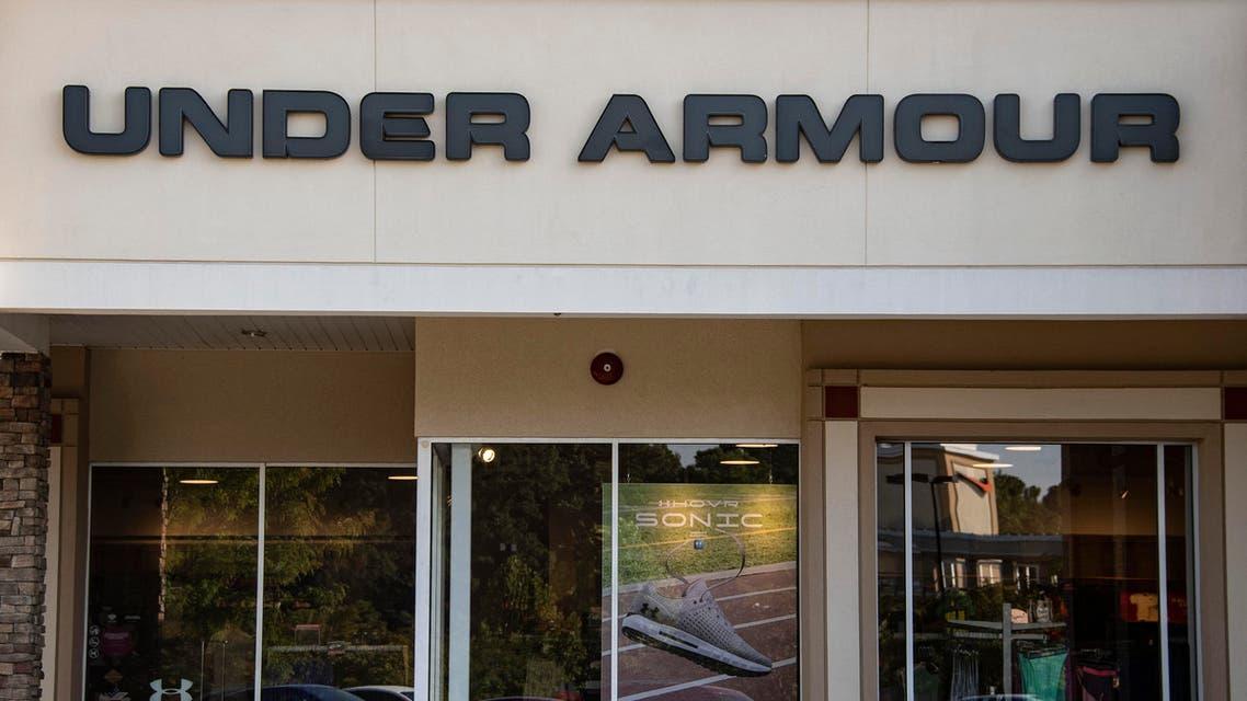 under armour store (AP)