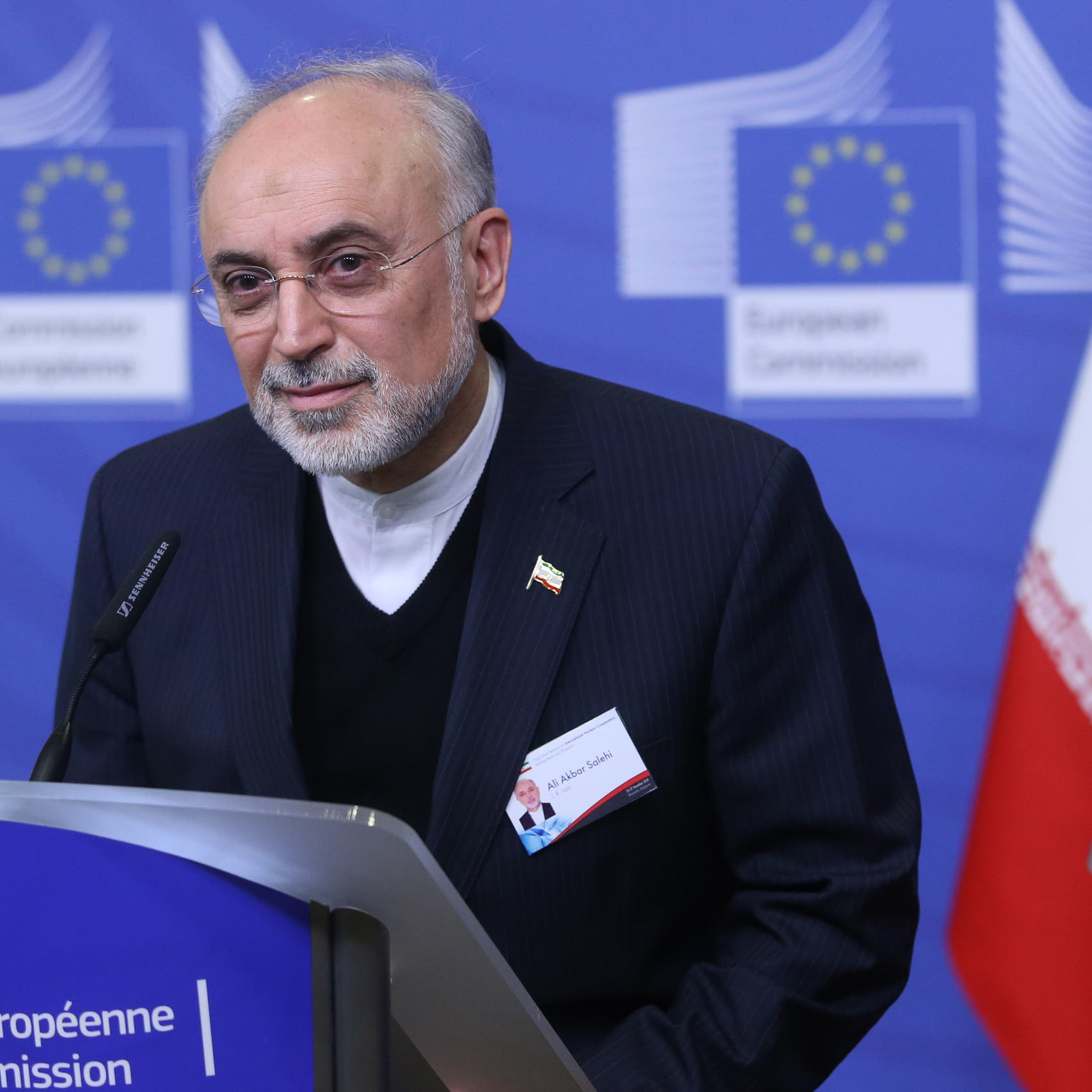 انتهاك جديد للاتفاق النووي.. إيران تدشن 30 جهازاً للطرد المركزي