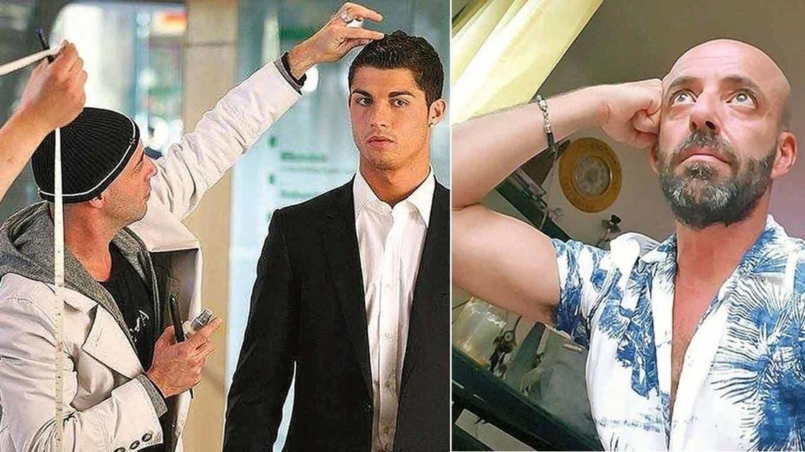Ronaldo-and-hairdresser