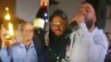 اطالیہ کے قصبے میں مافیا کے دو سرغنوں کی رہائی کا جشن کس طرح منایا گیا ؟
