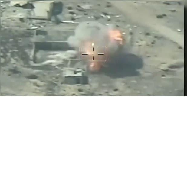عملية سابقة للجيش المصري في سيناء